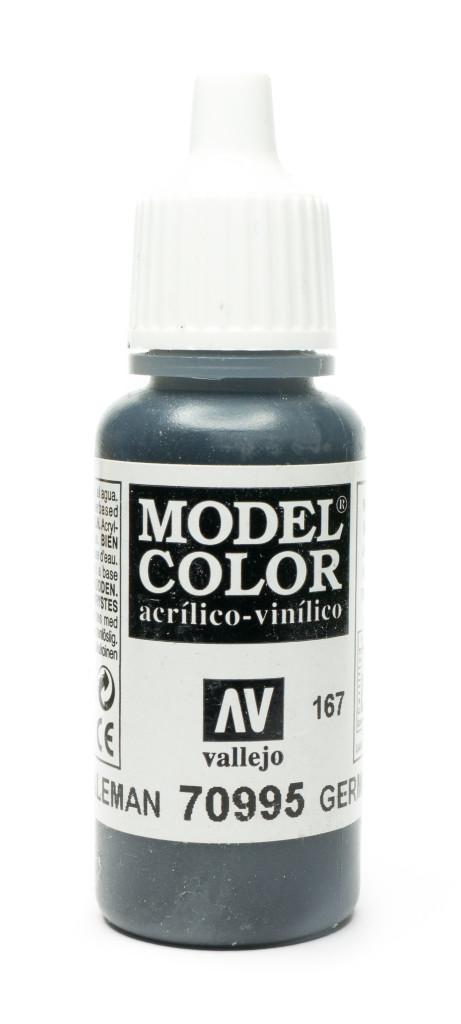 Vallejo German Grey paint bottle