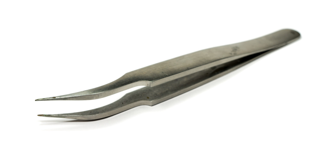 Tamiya HG pointed tweezers