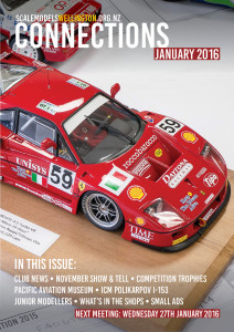 January issue cover
