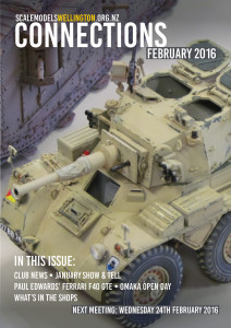 February issue cover