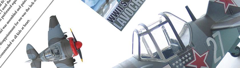 Tiger Models cute plane