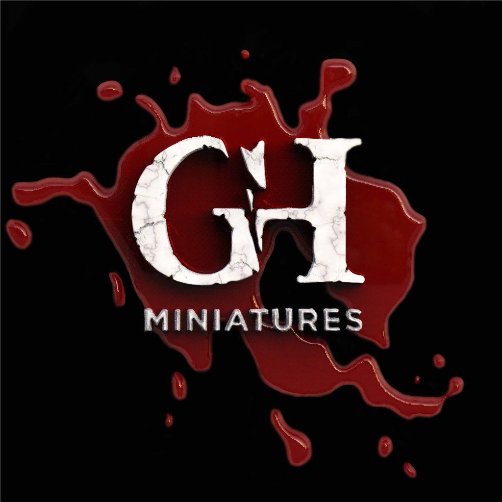 Gary Hunt Miniatures logo