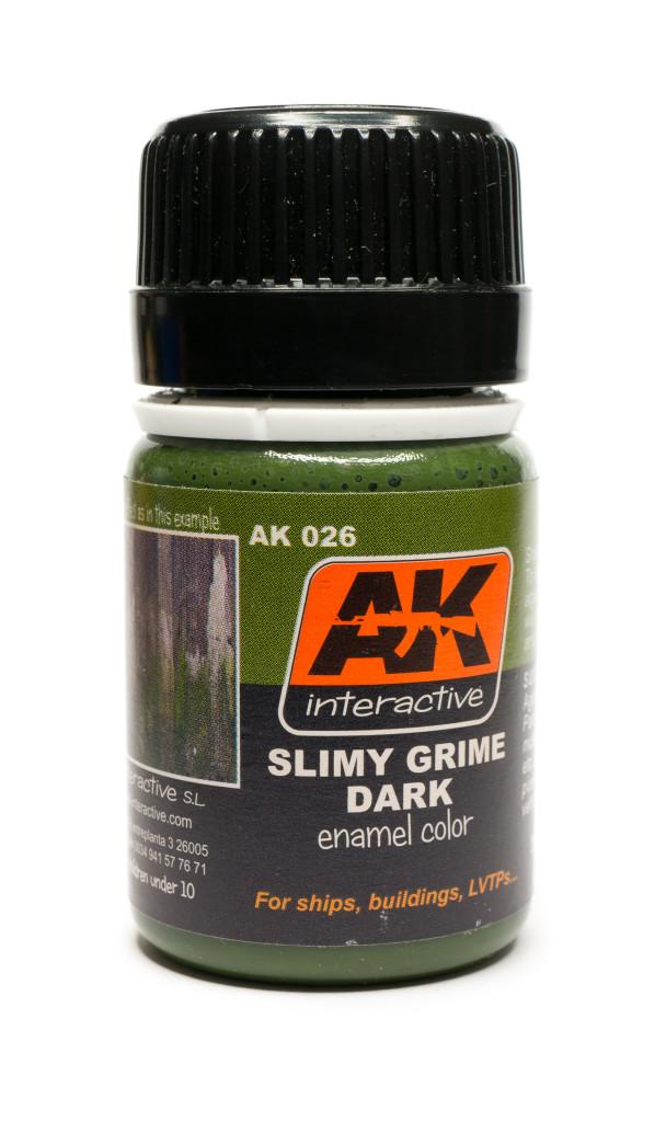 AK Interactive Slimy Grime Dark bottle