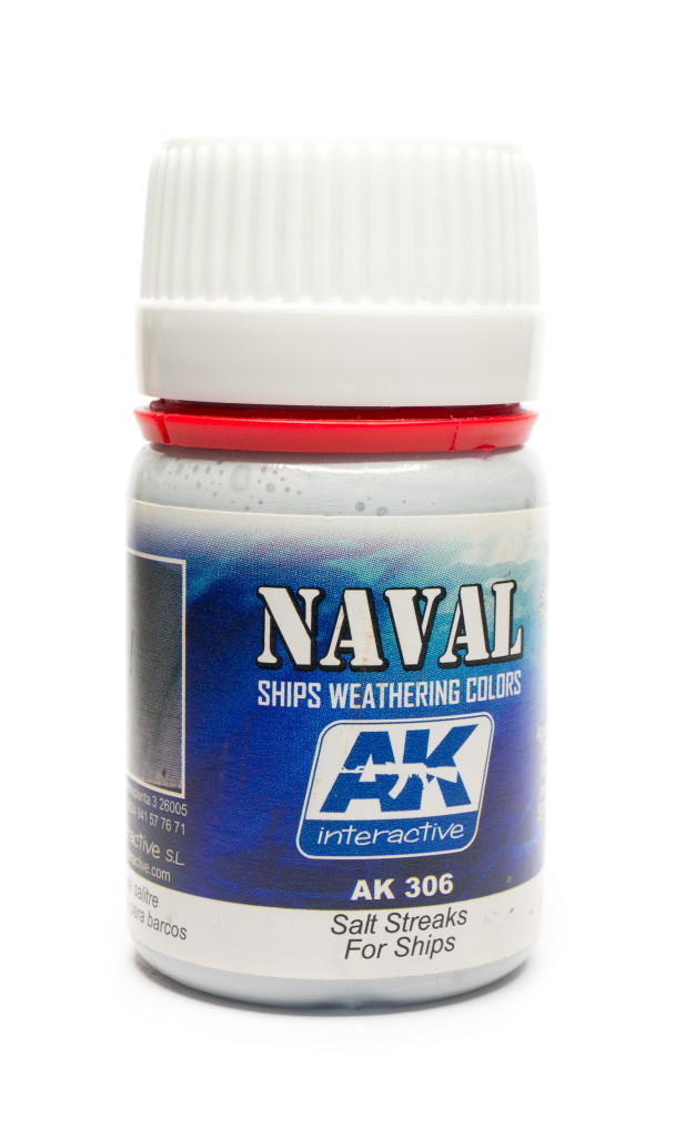 AK Interactive Salt Streaks for Ships bottle