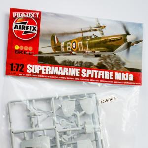 Airfix Spitfire kit