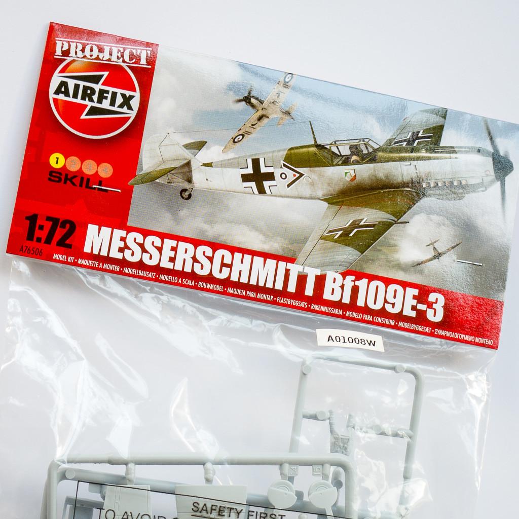 Airfix Bf109 kit