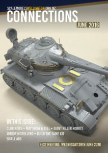 June issue cover