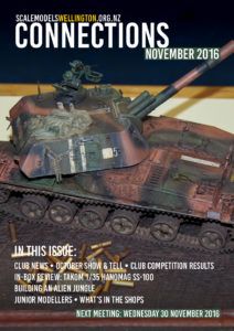 November issue cover