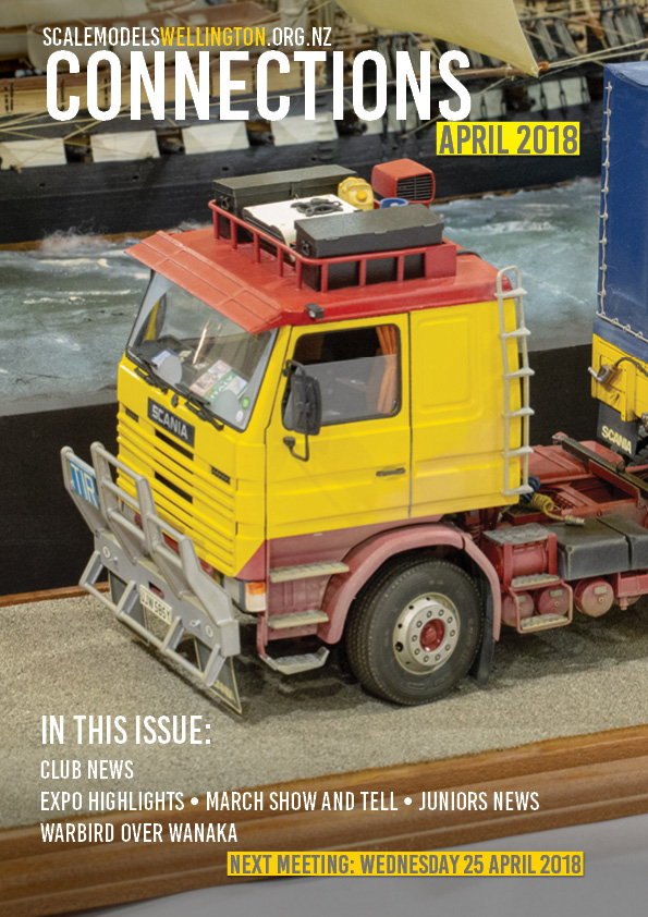 April issue cover